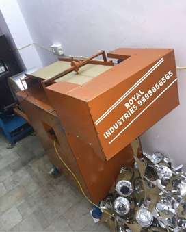 Fully automatic double die 6*6 machine