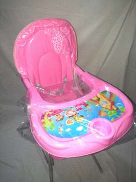 Baby dininig chair 2 in1