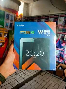 Tablet Evercoss win tab U70B 7 inchi 4G ram 3gb