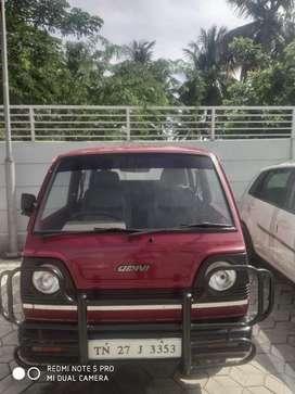 Maruti Suzuki Omni 8 STR BS-III, 1997, LPG