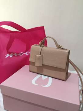 Dijual Tas Epi Leather Mooij baru (brand Mooij)