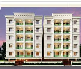 3 bhk  flat  for sale at islamic center masjid Tolichowki