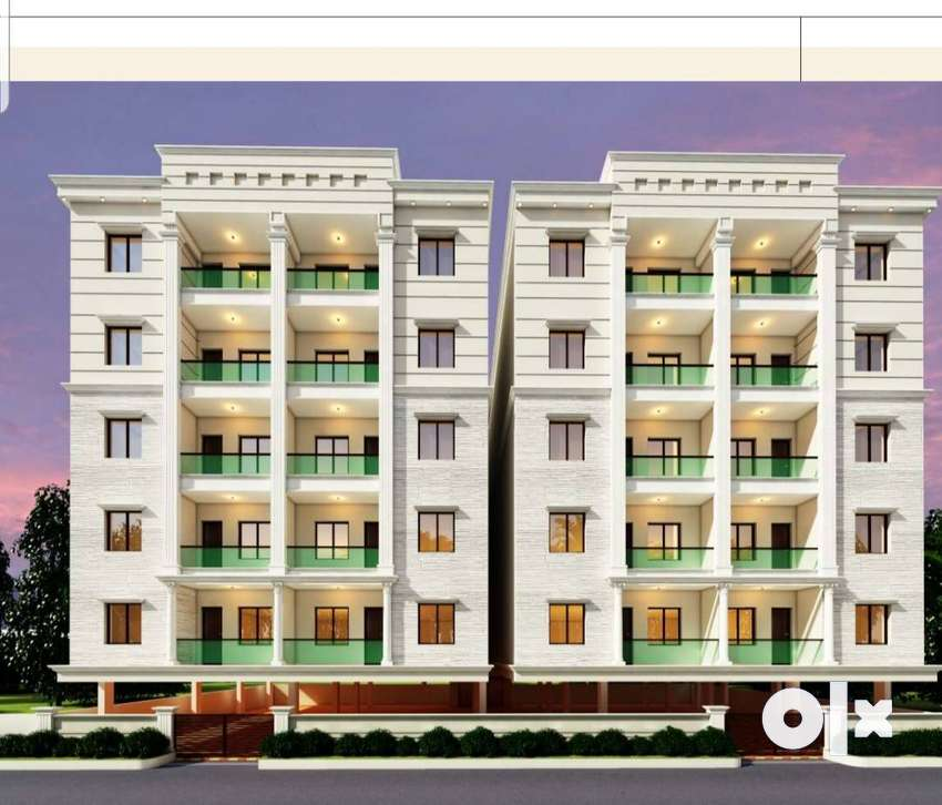 3 bhk  flat  for sale at islamic center masjid Tolichowki 0