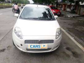 Fiat Punto 2012 Petrol (Only 42300 Km) Driven & Well maintained
