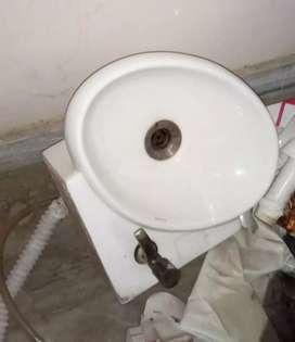 washbesin for sale 4nos. 500 per washbasin