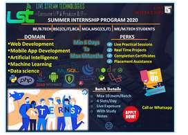 Best training institute for Python/ PHP/MySQL / mongo DB with Advanced