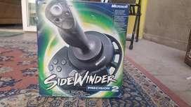 Microsoft sidewinder precision 2 gaming joystick