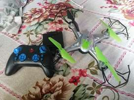 LH-x16 Wifi fpv drone with camera flying