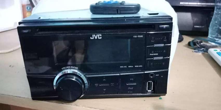 Cd tape - JVC KW-R500 0