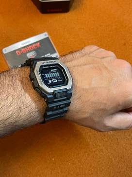 Casio G-Shock GBX100-1 (Limited edition - Brand new)