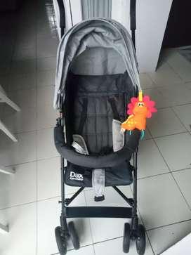 Stroller Dax Care Baby kondisi 95% pemakaian 3x