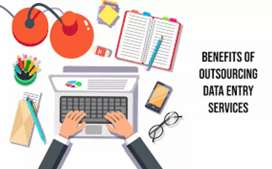 Data entry and back office