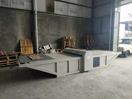 Mesin Pond Grinding Karton Box / Platform Die Cutting Machine