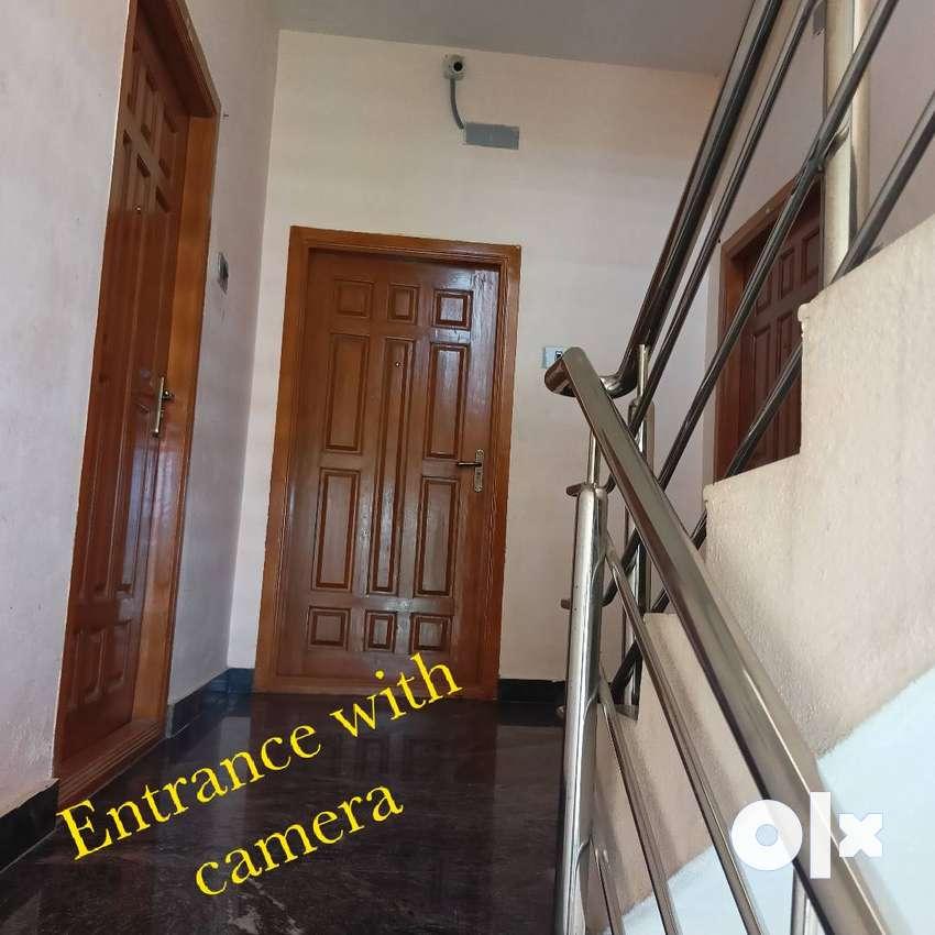 FLAT FOR RENT - UNDER CCTV SURVEILLANCE