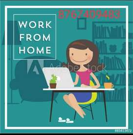 Offering home based Part time jobs