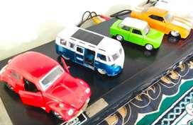 Die-cast miniatur mobil