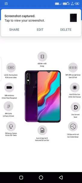 Infinix hot 8 mobile