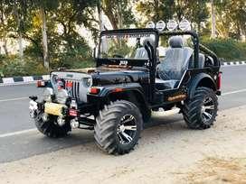 Kaka Modified jeeps