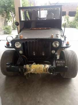 Jeep new condition