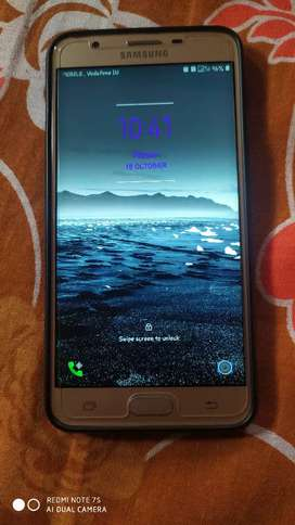 Samsung Galaxy J7 prime 1.4 yrs old with all Accessories.