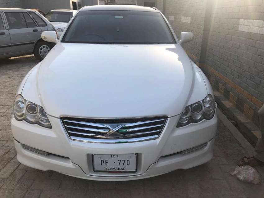 Toyota mark x 250G 2005 0