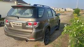 Toyota Fortuner 2015 Diesel Good Condition