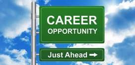 Career Opportunities Available