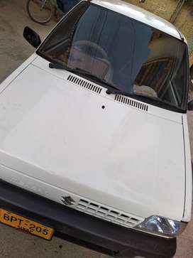 New Mehran Ac Added, New tyre rim with screen and back camera