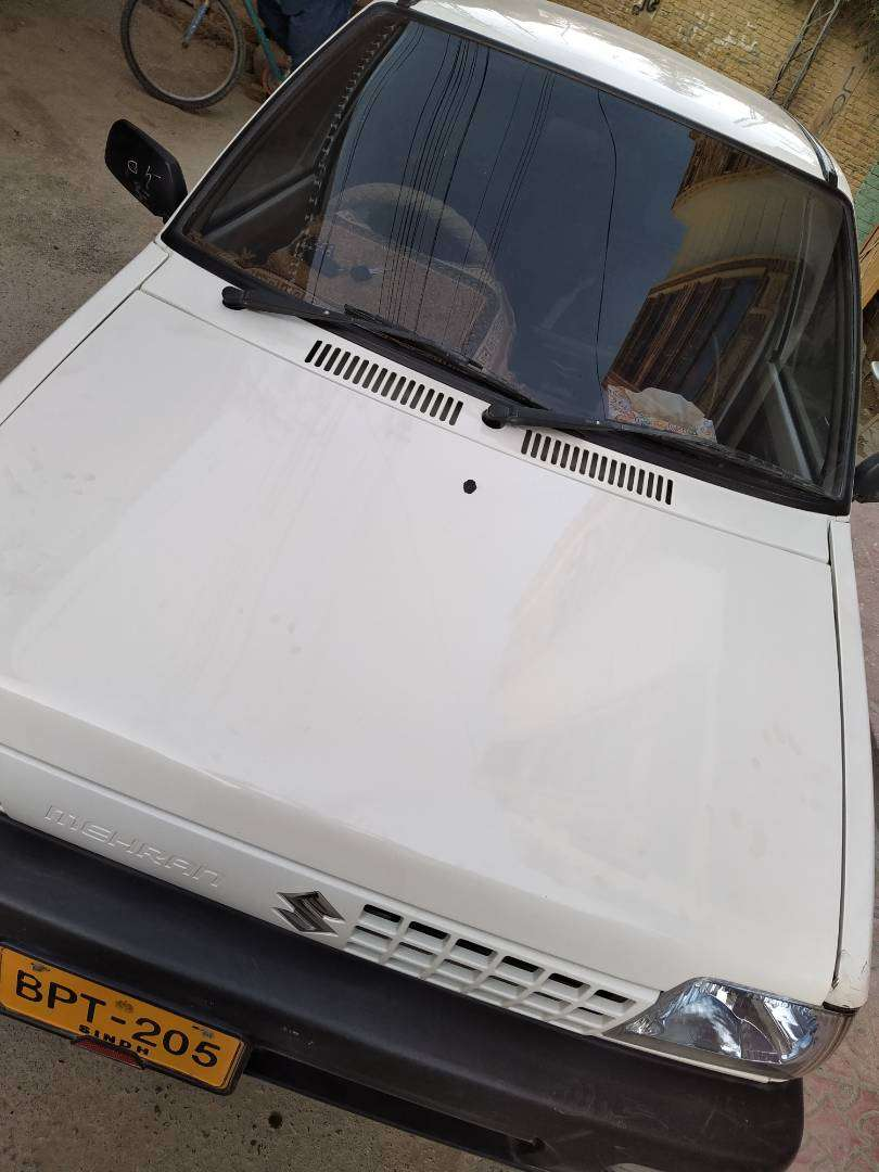 New Mehran Ac Added, New tyre rim with screen and back camera 0