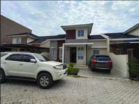 Jual Rumah Istimewa Villa GreenPark Pekanbaru