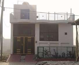 House of 137 baraggaj in karmyogi,kanha dham,navada,mathura.