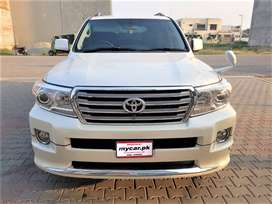 Toyota Land Cruiser AX G Selection 2008, 4.5 Grade Verifiable !!!