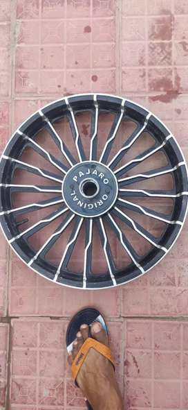 RE Classic Single Disk Alloy wheels