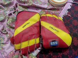 Sg full cricket kit sg original 15days use