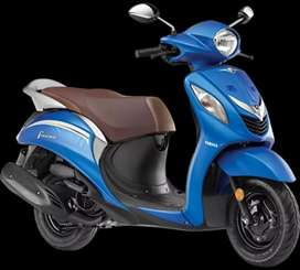 Time to get your yamaha scooter on low down payment