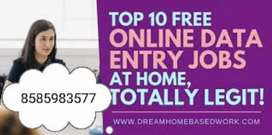 Work From Home, No Target, No Rejection Daily Payouts,