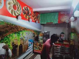 Restaurant items for sale urgent/Rs 80000