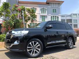 Land Cruiser 4.5 Diesel 2012 UK Version Black Rubah Facelift New 2019