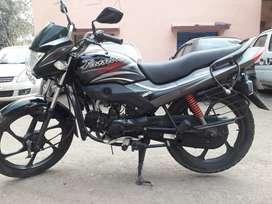 Hero passion pro black n grey well condition bike...
