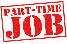 . Incredible job opportunity to work as part-time and earn more money