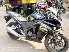 Honda CBR 250r single owner for sale