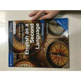 IGCSE English as 2nd language workbook 4th ediion