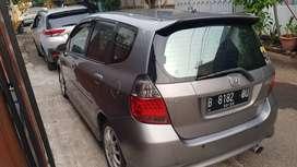 Dijual Honda Jazz Vtec 2008
