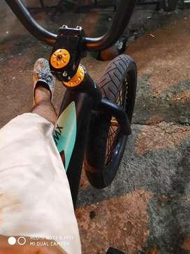 Sepeda BMX clarion mulus nego dikit