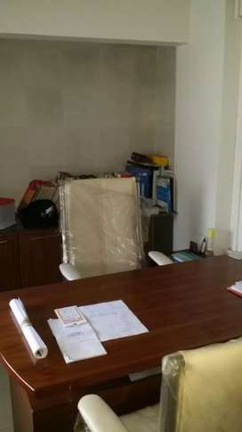 600 sq feet AC office space available for rent at B-cabin, Nr. Naupada