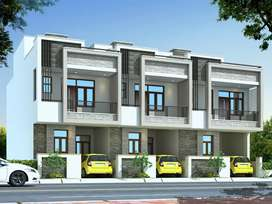 Park facing 3bhk Big size flats For sale