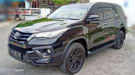 ALL NEW FORTUNER 2.4  VRZ TRD FACELIFT KICKSENSOR 2020 HTM 99,9% GRESS