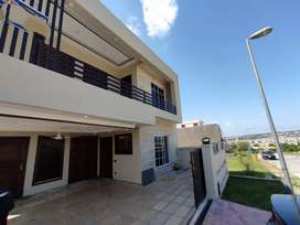 bahria Town phase 8, 10 marla brand new double unit house on investor