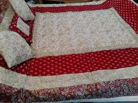 Bridal bedsheets available
