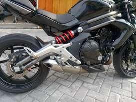 Kawasaki er6n er6 hitam ori